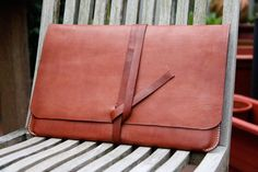 grams28 Handmade 13 MacBook Pro Leather Case Leather by GRAMS28