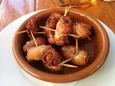 Tapas in Mallorca: figs con bacon - Imgur