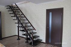 Купить модульную лестницу на второй этаж для дома и дачи