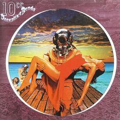 10CC album cover - 1970s