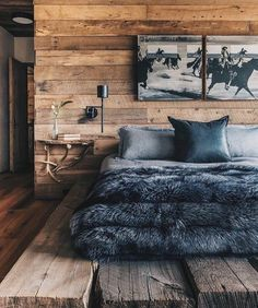 "7,692 likerklikk, 40 kommentarer – Interior Design & Decor (@homeadore) på Instagram: ""Rustic & Warm  Author: ?"""