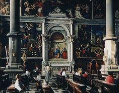 Thomas Struth: San Zaccaria (1996.297)  
