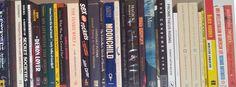 esoterica, various, corridor shelf