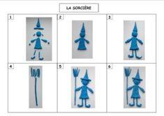 la sorcière Halloween Craft Activities, Halloween Crafts, Theme Halloween, Happy Halloween, Room On The Broom, Plasticine, Stop Motion, Clip Art, Education