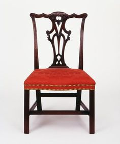 Chair | Chippendale, Thomas (senior) | V&A Search the Collections