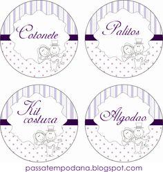 Passatempo da Ana: Kit Banheiro: Lilás e Preto Free Printables, Decorative Plates, Diagram, Tags, Party, Lilac Wedding, Lilac Bathroom, Wedding Bathroom, Wedding Logos