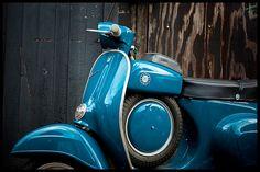 Italian beauty 1965 Vespa SS90