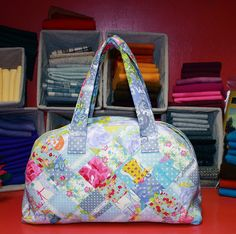 BariJ Bag~Inspired To Sew by ~Dorrie, via Flickr