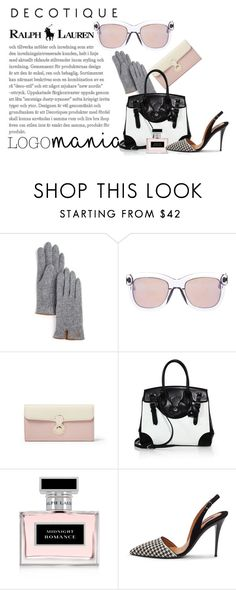 """Logomania!"" by orietta-rose on Polyvore featuring Ralph Lauren, women's clothing, women, female, woman, misses, juniors, ralphlauren and logomania"