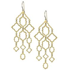 Vicente Agor | Salaam Chandelier Earrings | Max's
