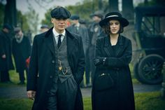 Peaky Blinders | The greatest rise to prominence is afforded to Aimee-Ffion Edwards' Esme - a bit part last year, she's now a significant force in the Shelbys' lives