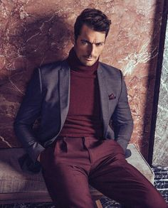 David Gandy Source: GQ Mexico Via: malemodelscene.net source More menswear & suits!
