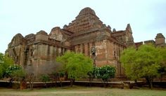 Dhammayangyi Temple Bagan, Temples, Barcelona Cathedral, Mount Rushmore, Mountains, Building, Nature, Travel, Naturaleza
