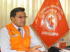 AREQUIPA. Plataforma de Defensa Civil analizó límites de expansión urbana http://hbanoticias.com/10180
