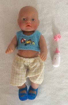 Baby Born Miniworld Junge
