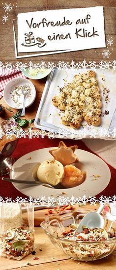 154 best Weihnachts-Rezepte images on Pinterest in 2018 | Christmas ...