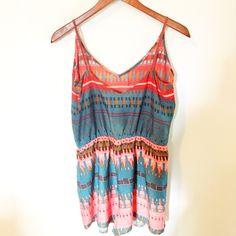 TRF by Zara Romper Excellent Condition. No Trades. Zara Dresses