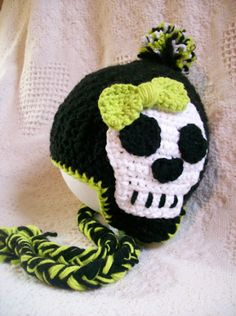 My Cute Skull Hat My best seller for Dec 2011
