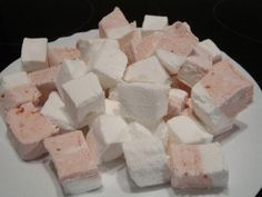 Rezept: Marshmallows - selber machen Baking Basics, Sweets Cake, Snacks Für Party, No Cook Desserts, Marshmallows, Cupcake Cookies, Cupcakes, No Bake Cake, Cake Pops