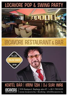 Restaurant Bar, Budapest, Special Events, Dj, Party, Receptions, Direct Sales Party