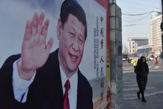 Chinese Woman Believed Imprisoned After Defacing Poster of Xi Jinping