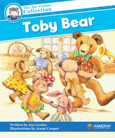 $5.95 Toby Bear - Part of the Blue Series: On dance night, old Toby Bear has a problem.