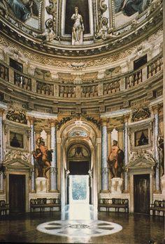 """Villa Almerico Capra """"la Rotonda"""", Vicenza, Italia"""