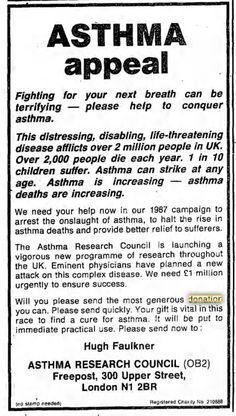 30 August, 1987 30 August, Political Party, Asthma, Going Crazy, Fundraising, Charity, About Me Blog, Politics, Thankful