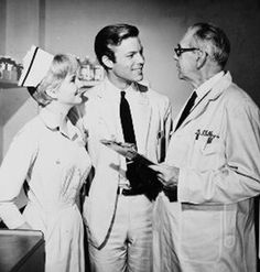 Dr. Kildare TV show - Will never forget the episode when Yvette Mimieux had a seizure and drowned. Description from pinterest.com. I searched for this on bing.com/images