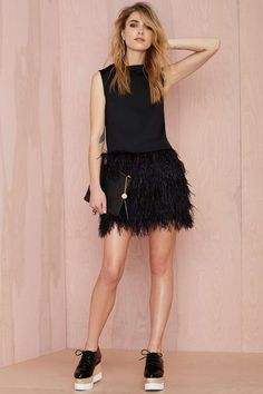 Nasty Gal Light as a Feather Dress   Shop Dresses at Nasty Gal