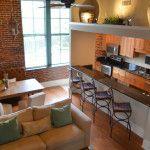 """""""Loft on Congress"""" Trendy Loft in City Market!   Stay Savannah, GA Short-term Vacation Rentals"""