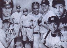 New York Yankees Art by Jiang Zunzhong