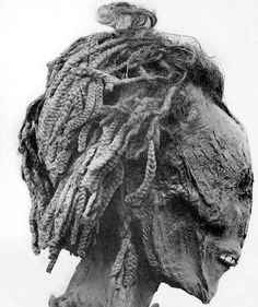 Queen Anhapu had been mummified for over years when she was found with other ancient Egyptian royals in the Deir al-Bahri cache in She had a garland of flowers around her neck and was sporting an intricate hair weave.