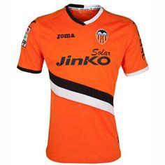 Camiseta del Valencia Lejos 2013-2014 ordenar más de 99 € gastos de envío gratis http://www.camisetasdefutbolbaratasdhl.es/camiseta-del-valencia-lejos-20132014-p-516.html