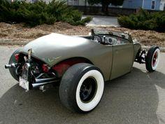 VW Rat Rod