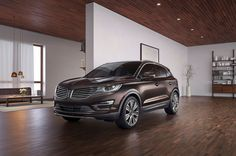 Lincoln MKC Base Sport 2015 - Black Label Indulgence Chroma Couture front side view | PICSCAR