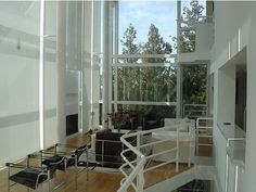 AD Classics: Douglas House / Richard Meier interior1 – ArchDaily