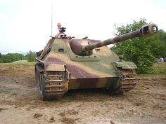 WHO-Tube: Jagdpanther in Action an der WTD 41 in Trier - Tank Destroyer Panther in Action  - http://www.warhistoryonline.com/whotube-2/tube-jagdpanther-action-der-wtd-41-trier-tank-destroyer-panther-action.html