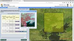 Free Satellite Images landsat (LISS III) for India