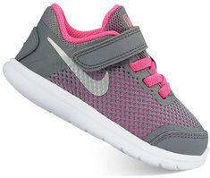 Nike Flex Run 2016 Toddler Girls' Athletic Shoes