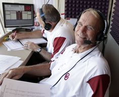 Merv Johnson will see his 400th consecutive Oklahoma football game on Saturday. MIKE SIMONS/Tulsa World file