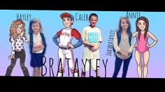 RIP Caleb it isn't the same without him on bratayley