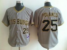 MLB Pittsburgh Pirates jersey 058