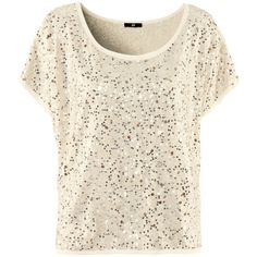 H Top (€25) found on Polyvore