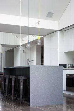Blee Halligan's Triptych house