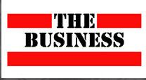 The Business Sticker