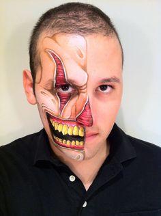 halloween clown by RonnieMena on DeviantArt