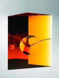 Andrej Jakab cast glass via Slovak Contemporary Glass (has his own website at www.andrejjakab.com)