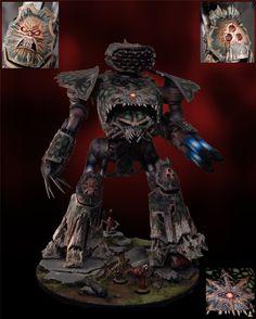 Nurgle Chaos Reaver Titan