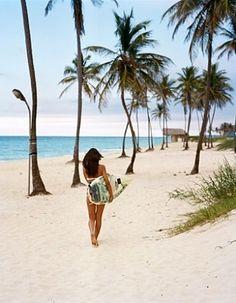 Going for a Surf, Playa del Este 2009 #summer